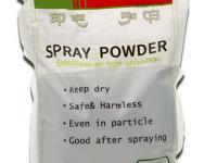 spray-powder